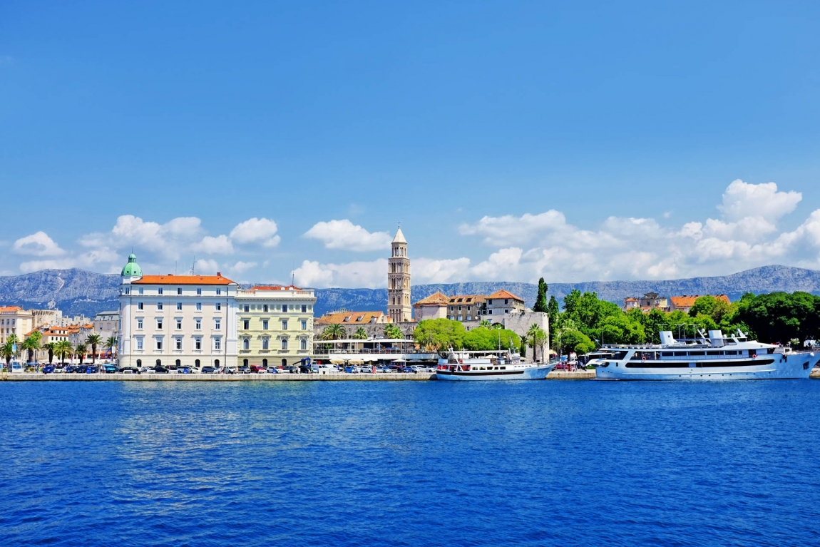 split yacht croatia holidays