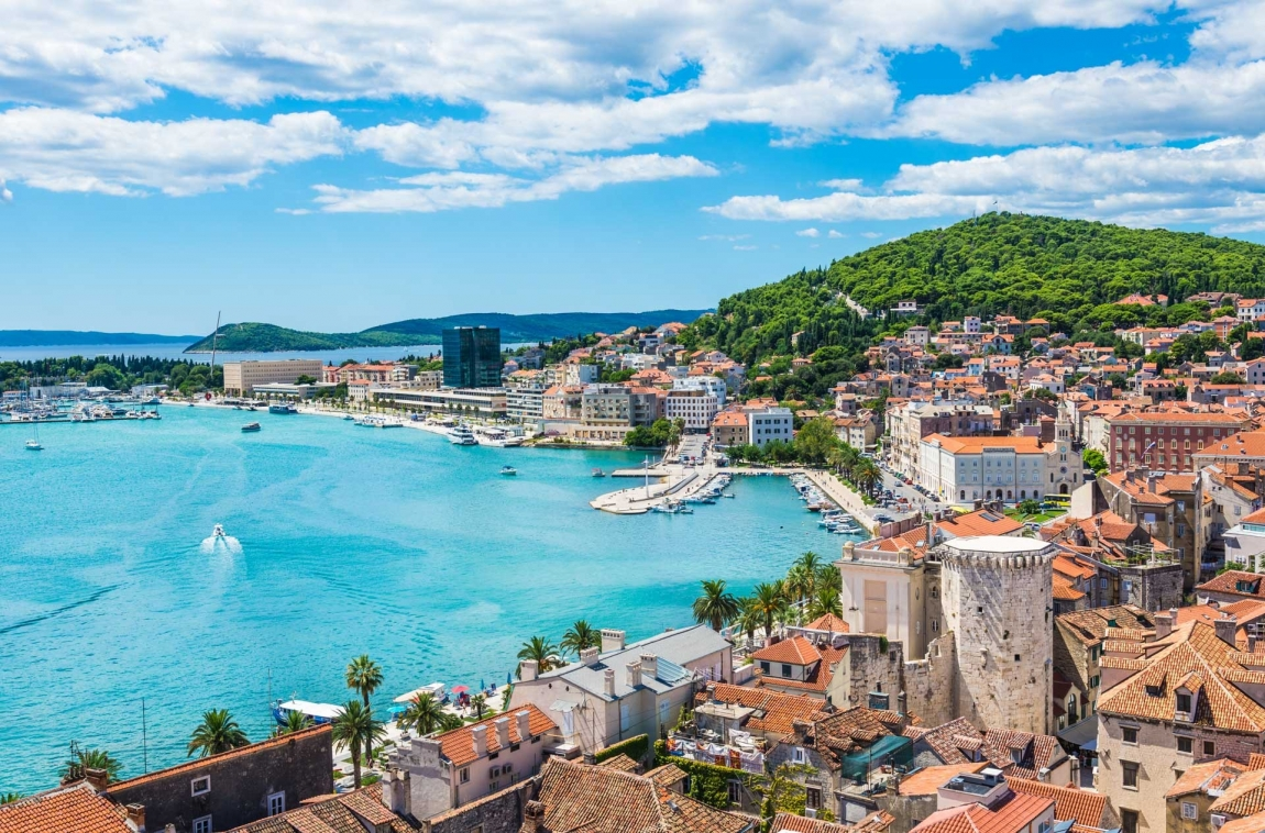 split panorama croatia holidays