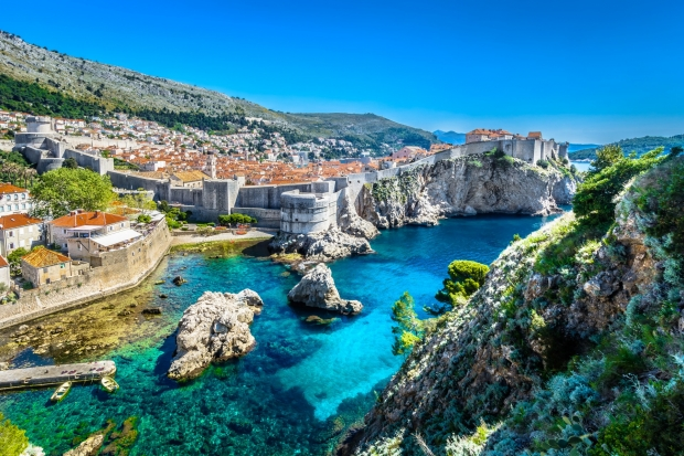 dubrovnik city walls croatia holidays