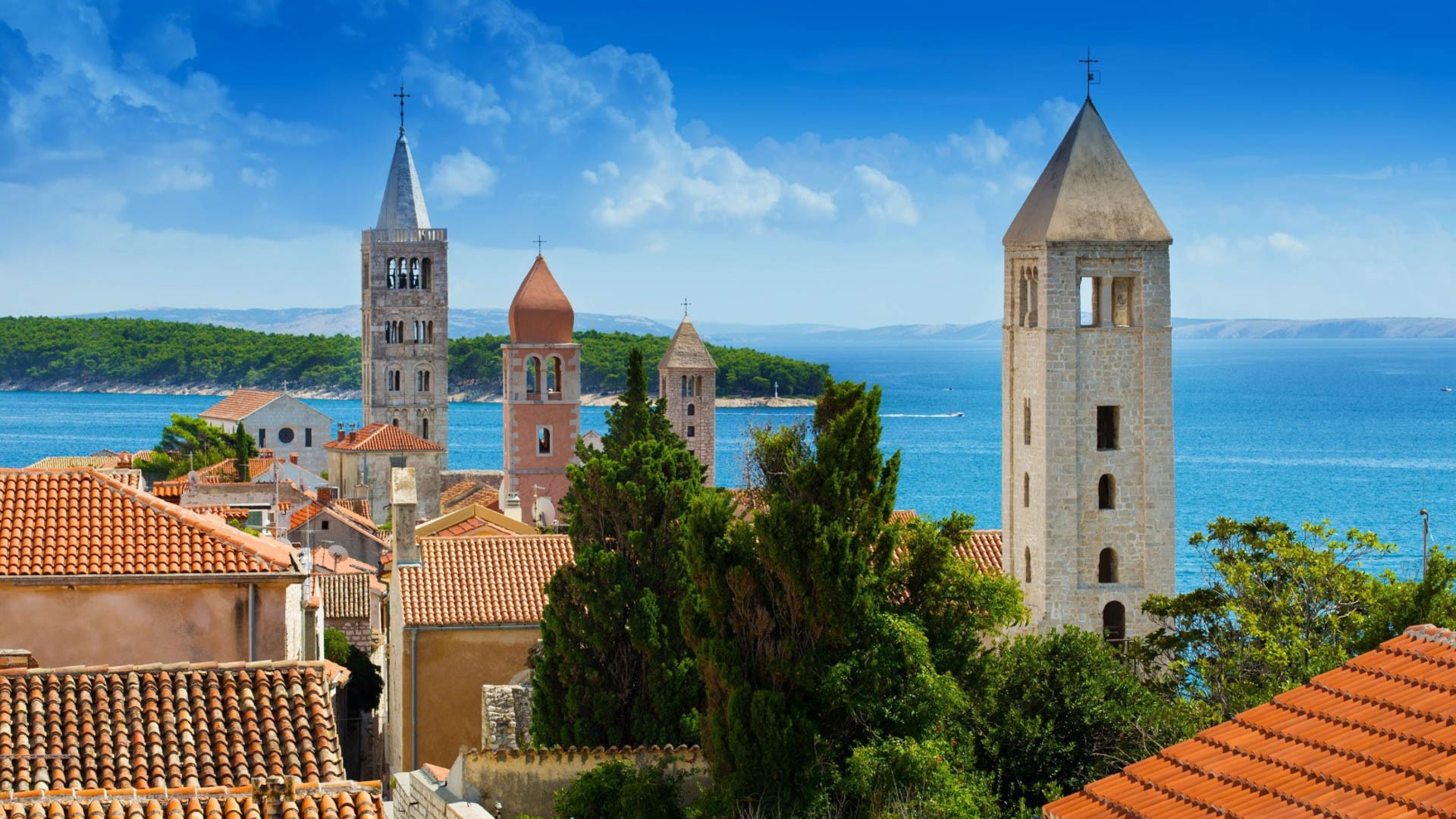 Rab | Croatia Holidays Croatia Holidays
