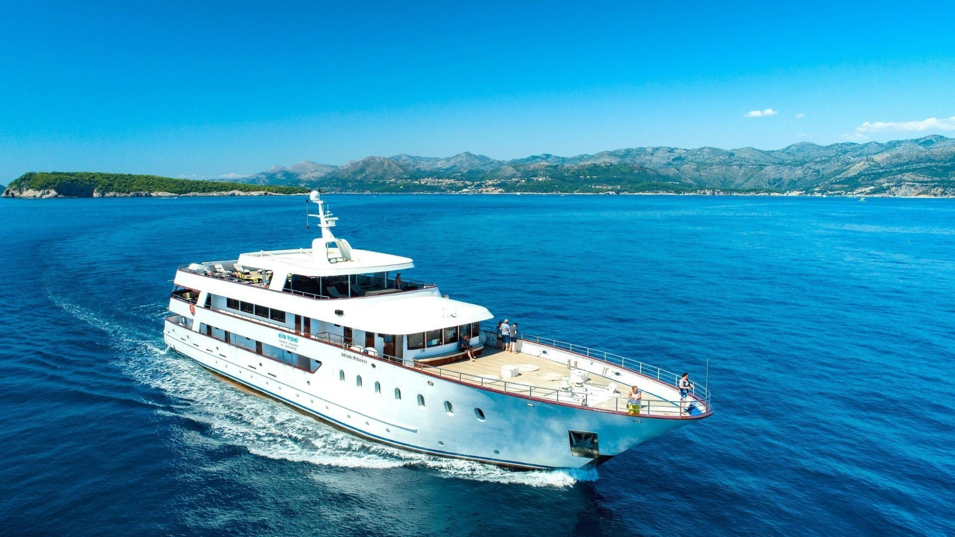 Adriatic Princess | Croatia Holidays Croatia Holidays