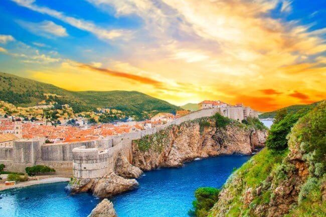 dubrovnik-city-walls